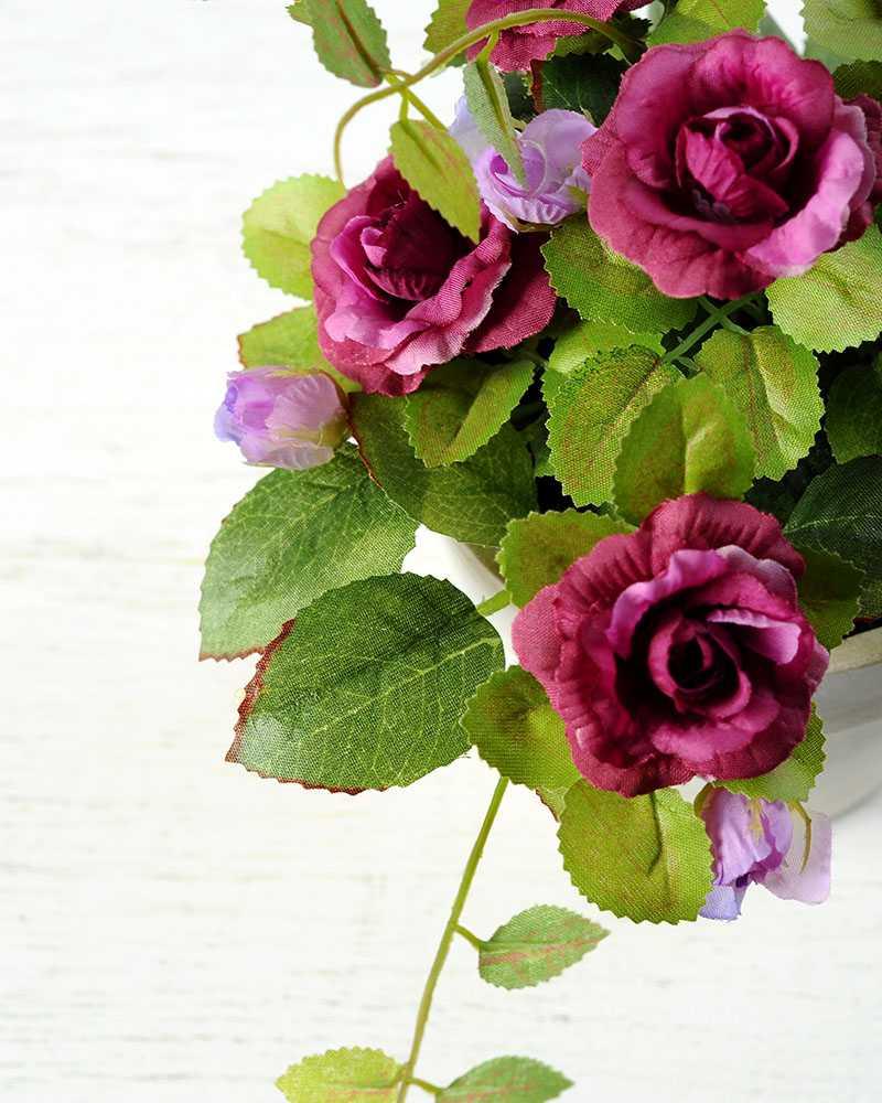 20cm mini rose silk flower in paper pulp pot artificial flowers 20cm mini rose silk flower in paper pulp pot mightylinksfo