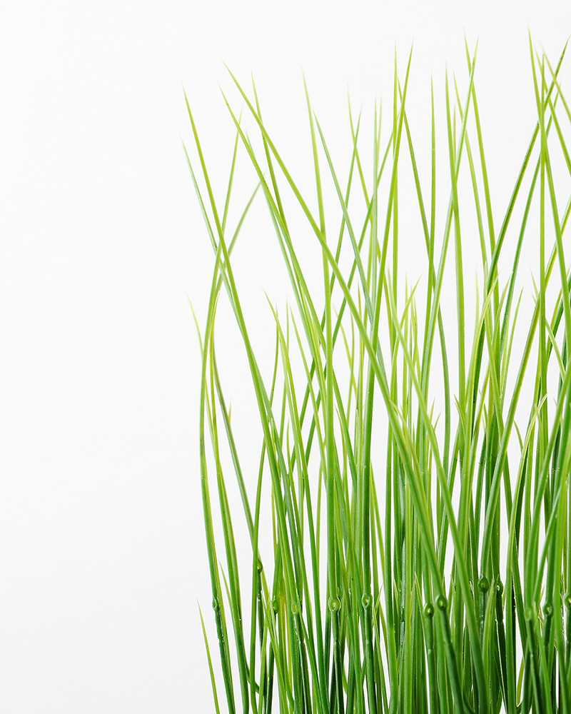 how to make artificial grass with paper
