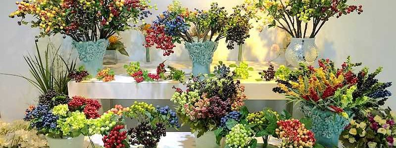News page 2 of 2 artificial flowers factorymanufacturersdesign high grade imitation artificial flower silk flowers fruits plant berry mightylinksfo