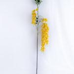 Artificial Flower 22*13*100cm Bellflower spray*3 GS-37219003-Y1