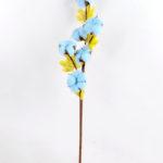 Artificial Flower 9*9*63cm Cotton branch*6 GS-33518006-B1