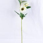 Artificial Flower 19*12*56cm Open ranunculus*3 GS-12819001-W1