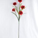 Artificial Flower 32*23*100cm Open ranunculus*5 GS-12819003-R1