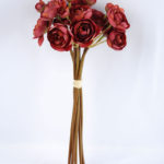 Artificial Flower 13*28cm Camellia?bouquet GS-27919018-R1