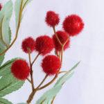 Artificial Flower 19*72cm Maomao fruit GS-52519007-R1