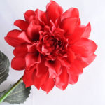 Artificial Flower 31*115CM Dahlia spray GS-128J19001-R1