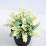 Artificial Flower 17*14*16.5cm Lavender in Plastic pot GS-03319166-W1