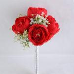 Artificial Flower 20*28CM PEONY BABYSBEATH BOUQUET*12 GS-53519005-R1