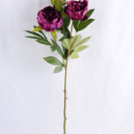 Artificial Flower 33*75cm Peony Spray*3 GS-14519018-Z2