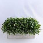 Artificial Plant 40*25*24CM Grass in wood pot GS-33019002