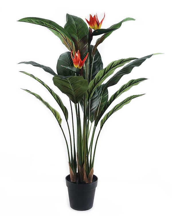GS 07919044 - The minimum order quantity is only 40 large artificial trees with beautiful flower heads