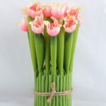 Artificial Flower 12*19CM Daffodil Bundle Stand*16 GS-37219005-P1