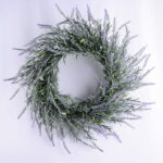 Artificial Flower D:56CM Lavender garland GS-54419002