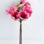 Artificial Flower 24*42CM  Mangnolia GS-28219014-R1