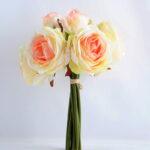 Artificial Flower 25*28CM ROSE*9 GS-28219016-P1