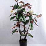 Artificial Tree 43*46*103CM palm tree in plastic pot GS-07219060