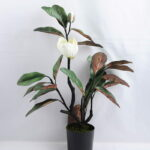 Artificial Tree palm tree in plastic pot GS-07219061