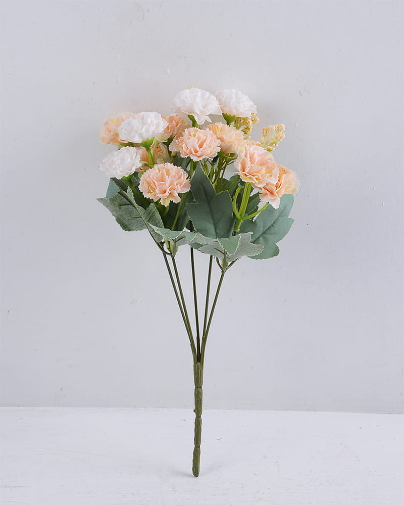Artificial Flower 15*29CM Carnation bush*15 GS-51819010-C1