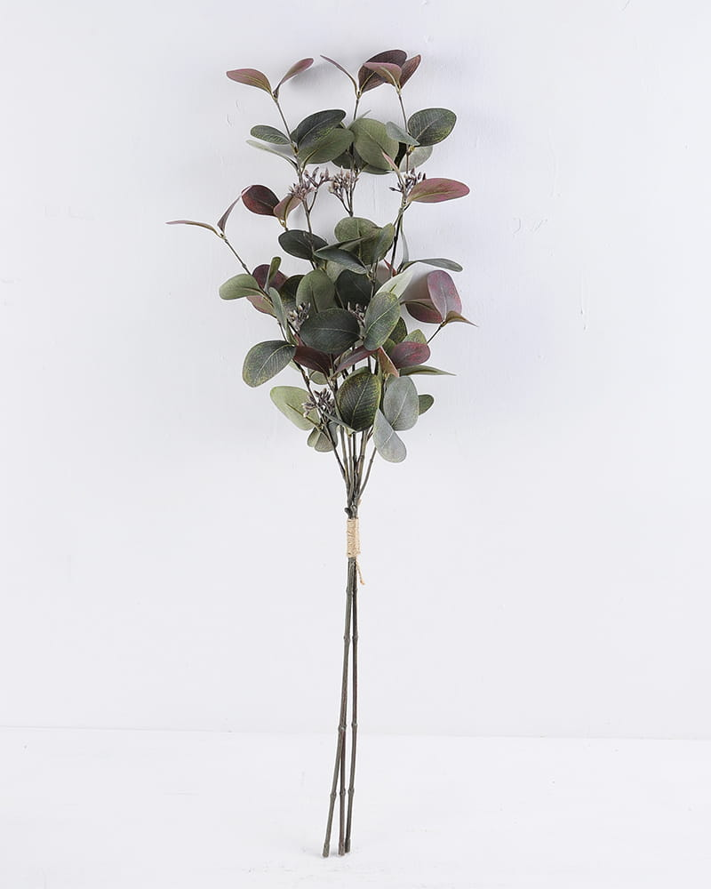 Artificial Flower 26*76CM EUCALYPTUS BOUQET*3 GS-14519057