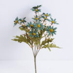 Artificial Flower 17*26CM Flower Bush*5 GS-16819037-G1