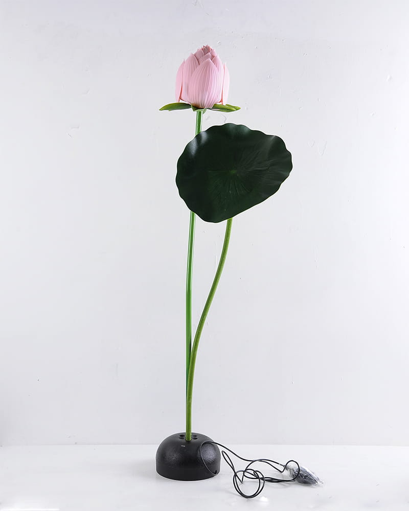 Artificial Flower Lotus with roots GS-17719020