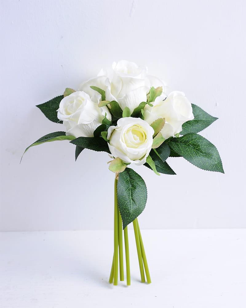 Artificial Flower 15*25CM Rose Bouquet*6 GS-37920002