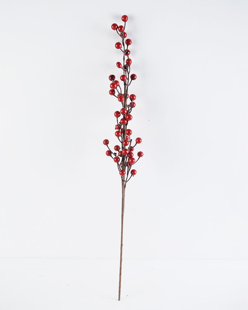 Artificial Plant 10*72CM Berry spray*8 GS-33519009