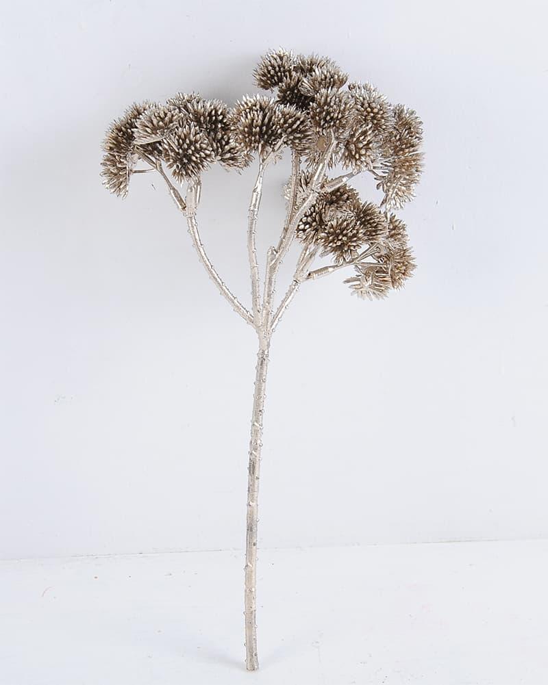 Artificial Plant 15*30cm  Plastic Flower Spray*5 GS-54019080-J1