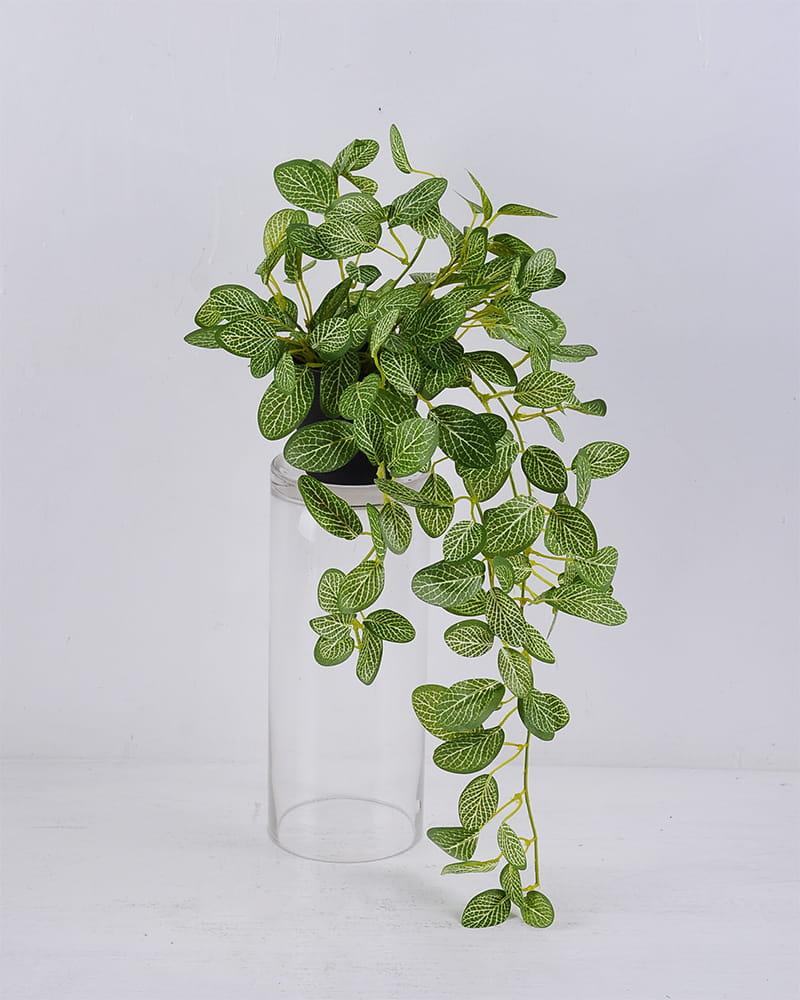 Artificial Plant 48*23*20cm hanging  Plastic pot GS-03319422