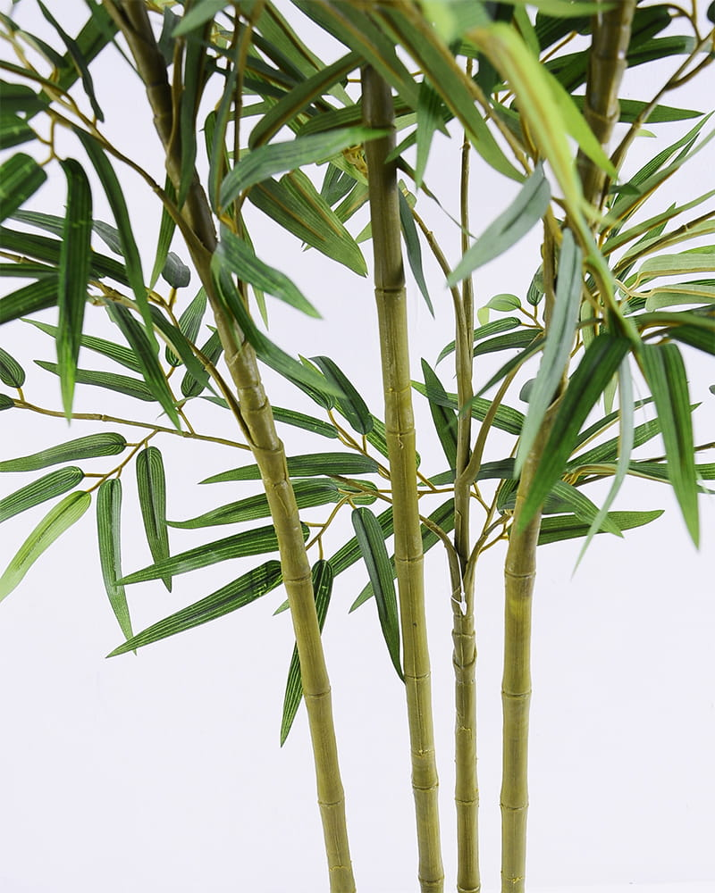 Artificial Tree 82*48*130CM Bamboo tree in the plastic pot/lvs825 GS-30419072